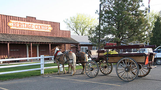 Miles City Attractions Range Riders Museum