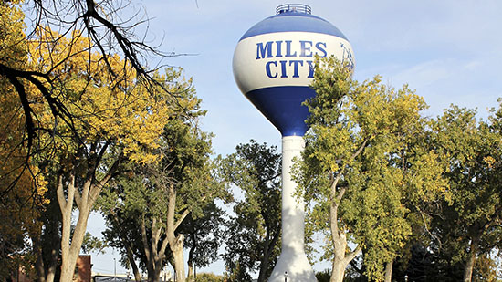Miles City Attractions WaterWorks Museum